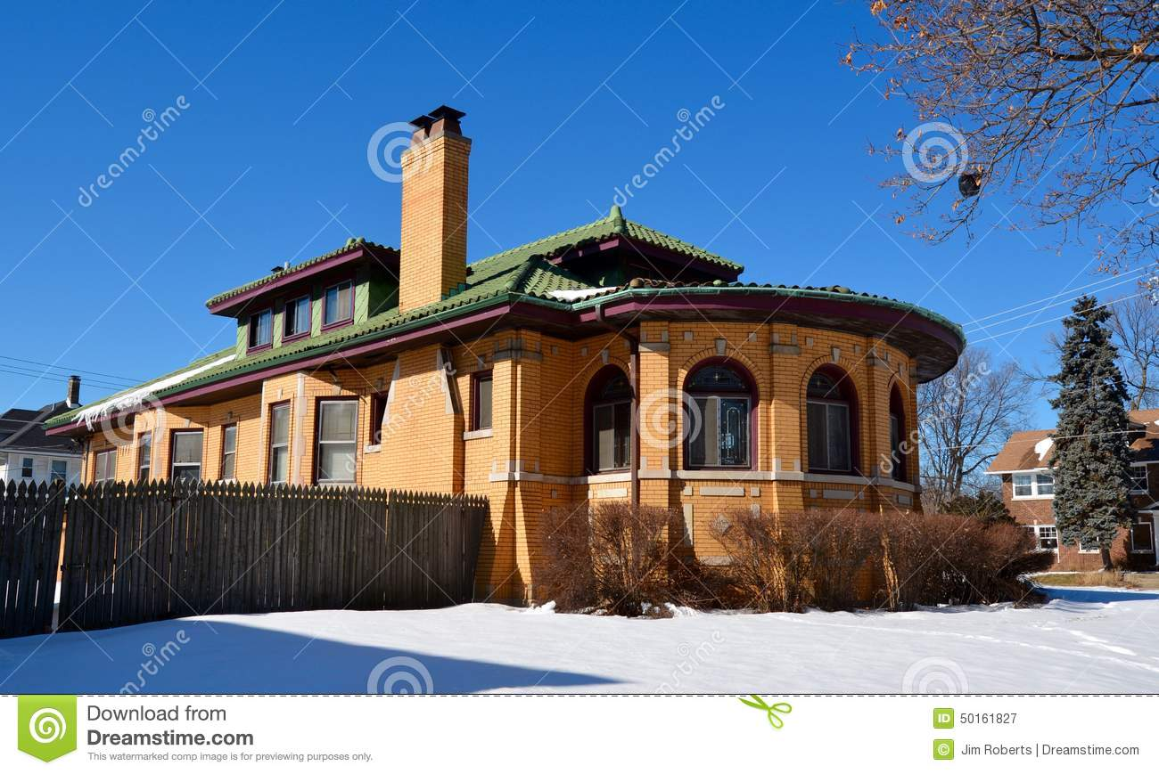 Timothy j lynch house editorial photography image 50161827 for Classic chicago house