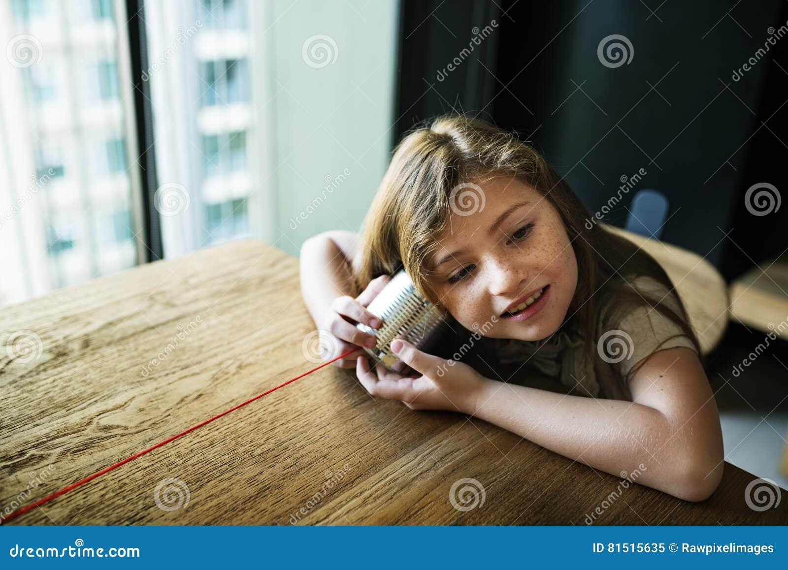 Девушка у компа