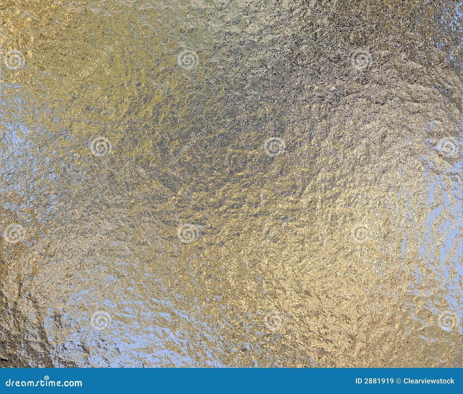 Tin foil shiny metal texture