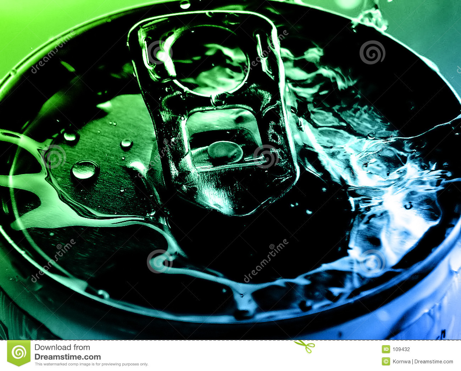 Tin water