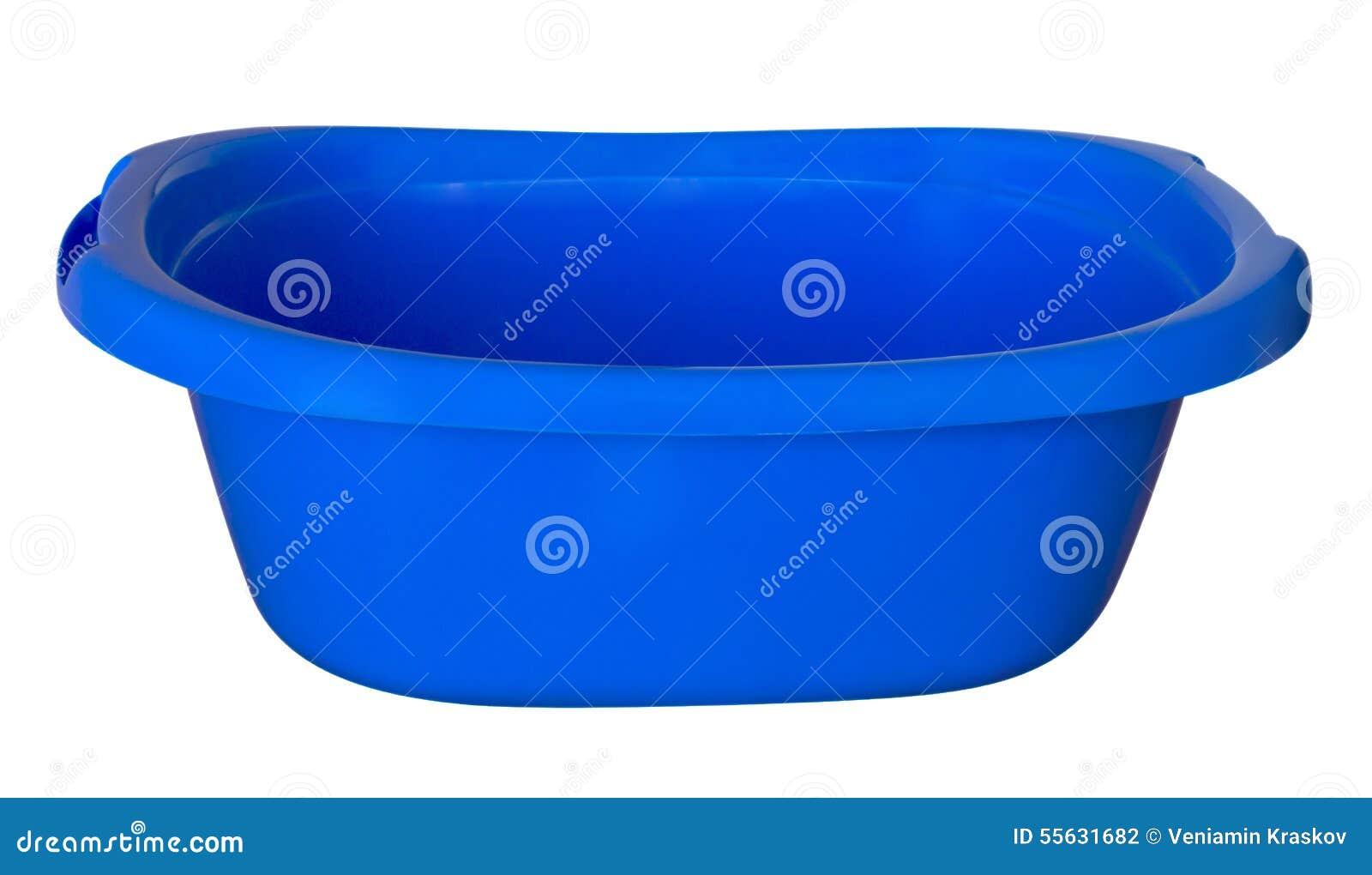 Tina de baño - azul foto de archivo. Imagen de puro ...