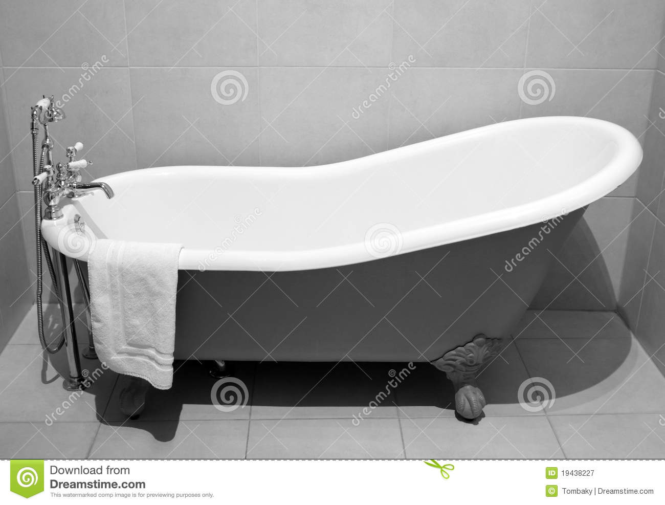 Cancel De Baño Con Tina:Metal Bath Tubs with Legs