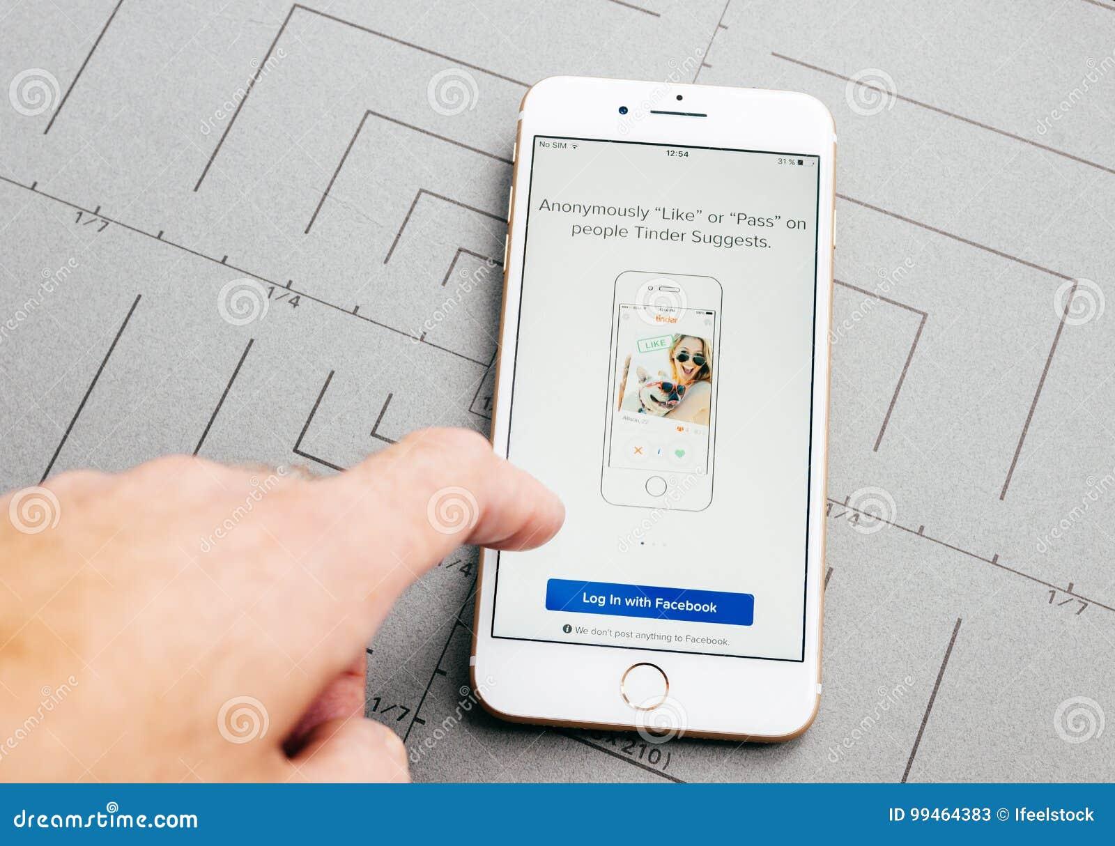 χρονολόγηση εφαρμογών iPhone Πρίτσαρντ, υπηρεσία γνωριμιών