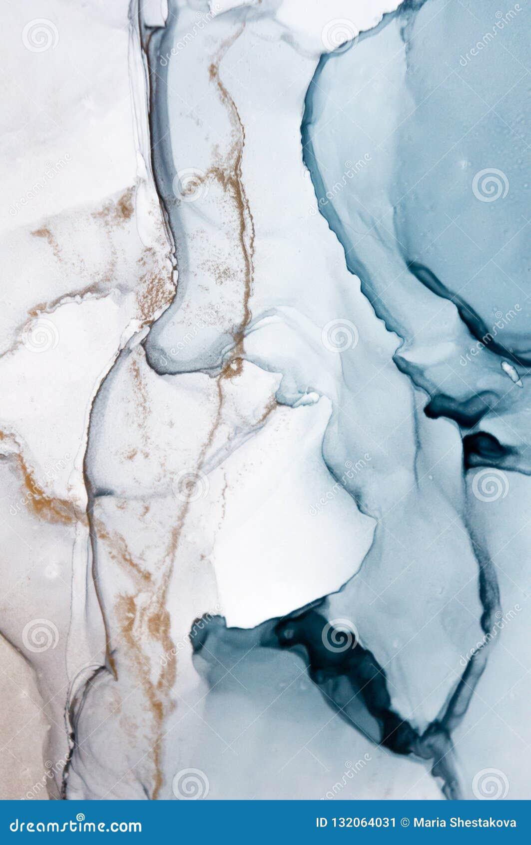 Tinte, Farbe, abstrakt Bunter abstrakter Malereihintergrund Hoch-strukturierte Ölfarbe DetaInk der hohen Qualität, Farbe, abstrak