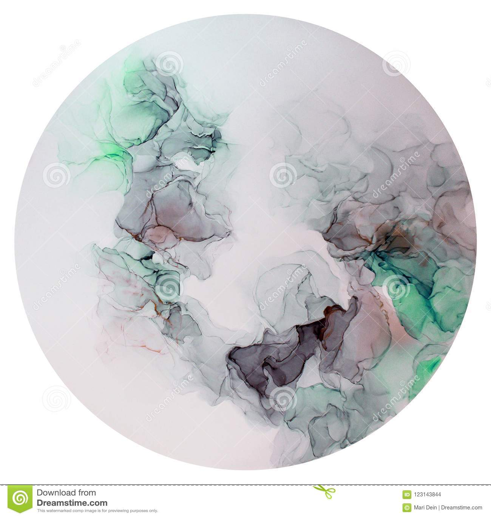 Tinte, Farbe, abstrakt Nahaufnahme der Malerei Bunter abstrakter Malereihintergrund Hoch-strukturierte Ölfarbe Deta der hohen Qua
