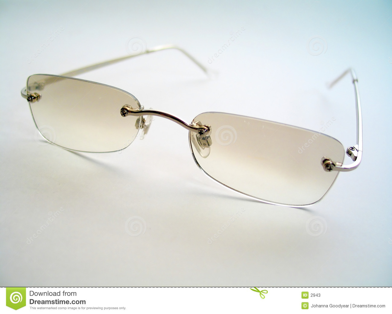 04ac9f14e3 Tinted Sunglasses stock image. Image of bright