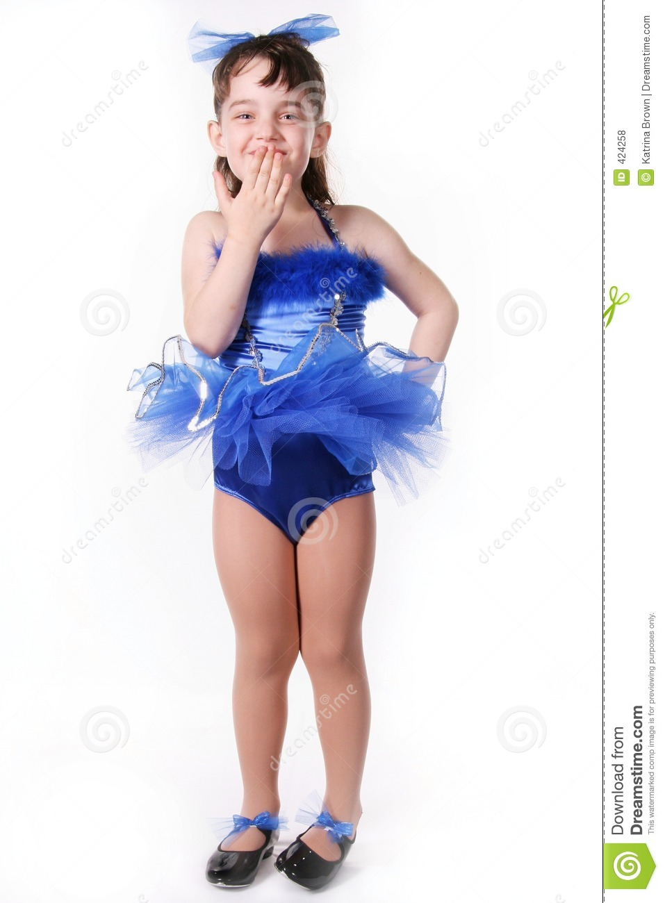 Tiny girl dancer royalty free stock photos image 424258 - Pics of small little girls ...