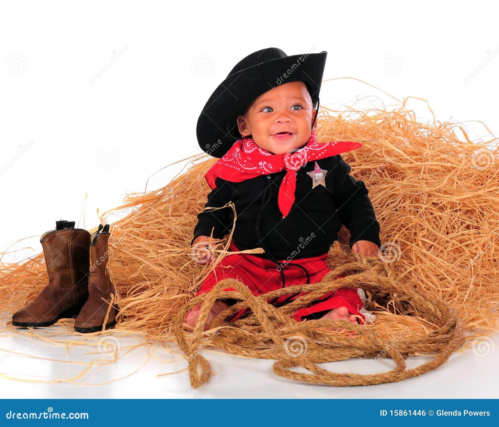 Tipo del vaquero del bebé foto de archivo. Imagen de lindo - 15861446 24dde0a451f