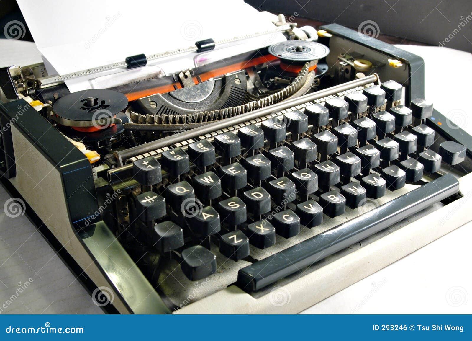 Tipo programa de escritura