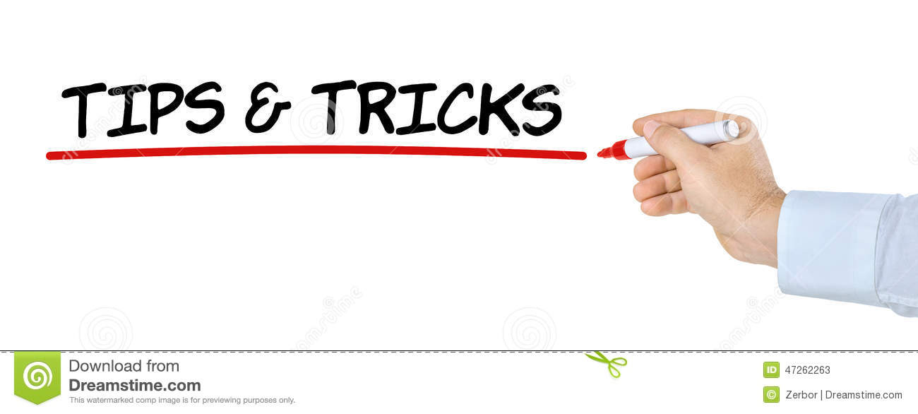 Essay tips and tricks