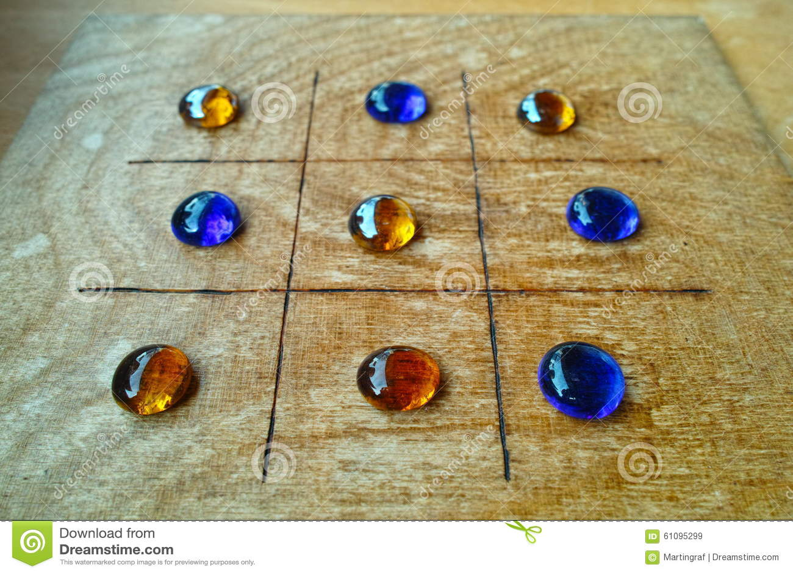 Tique-TAC-dedo do pé romano do jogo de mesa