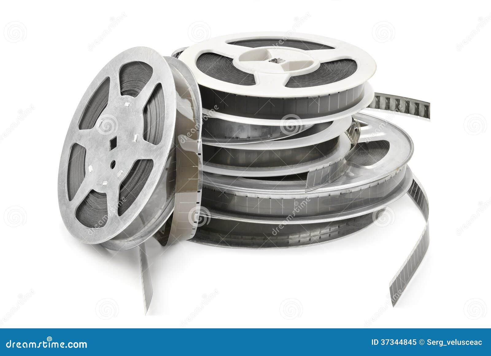 Tira velha do filme