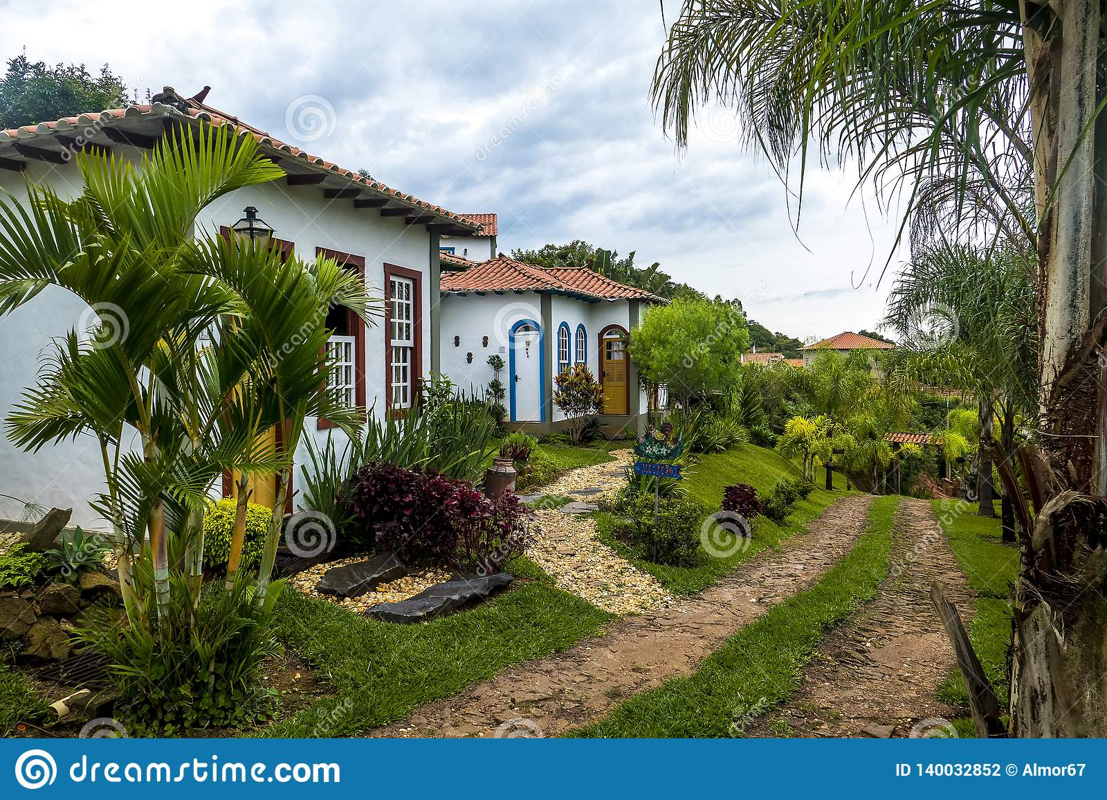 Tiradentes旅舍环境美化