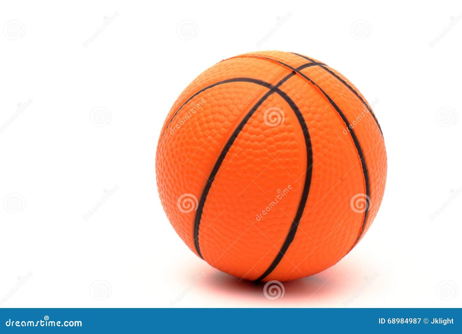 Tirado de un baloncesto