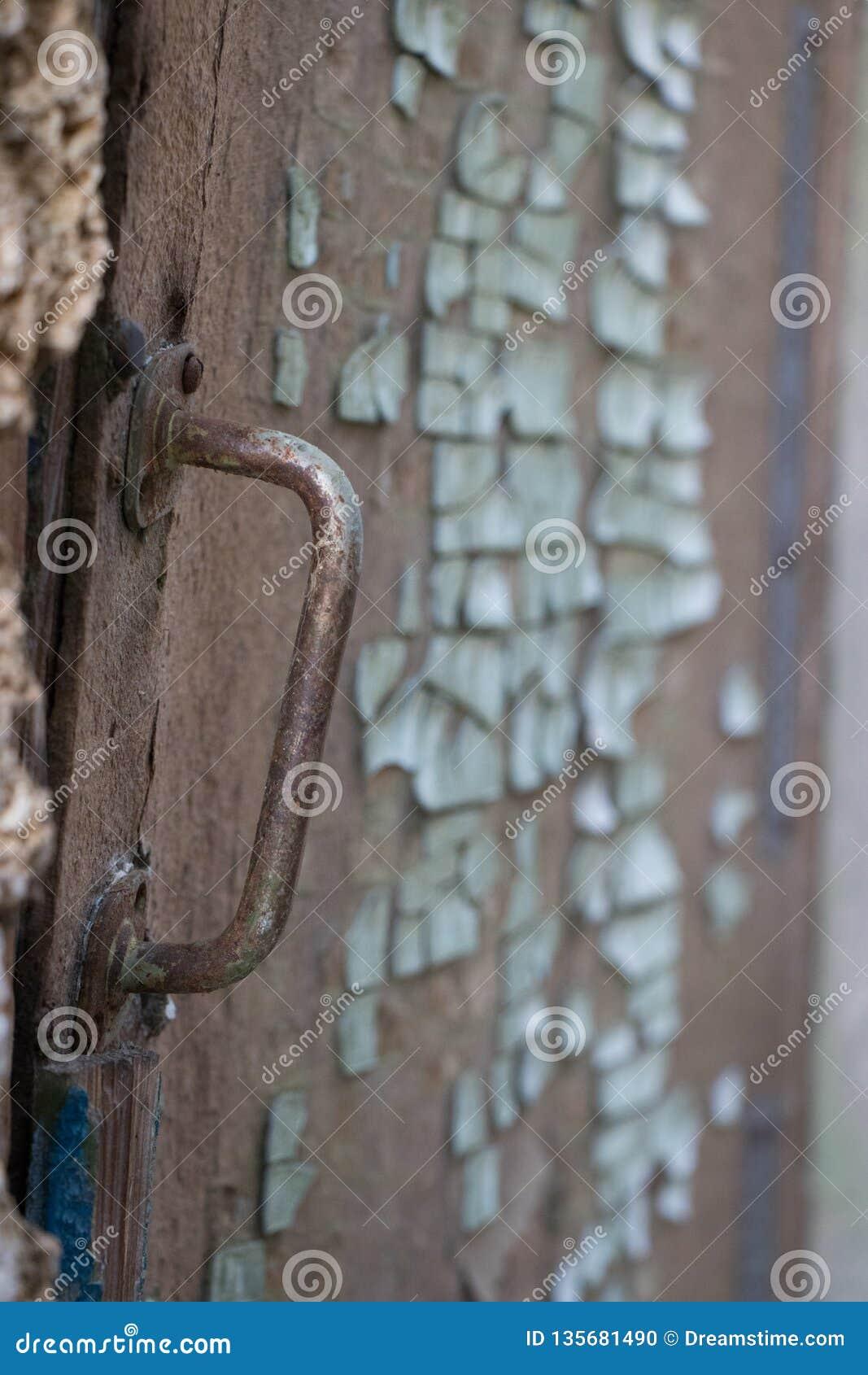 Tirador oxidado