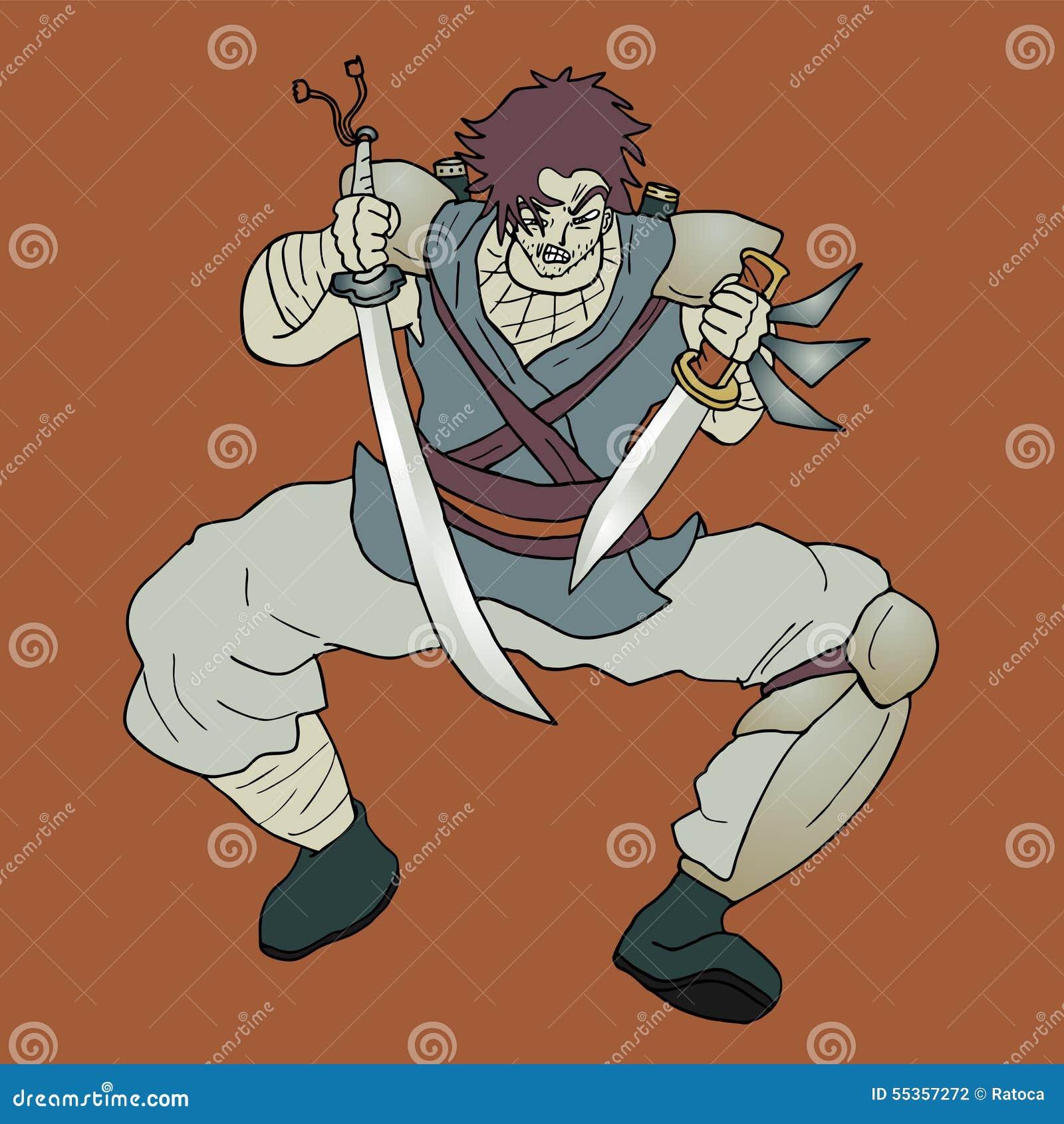 Tiraggio del samurai