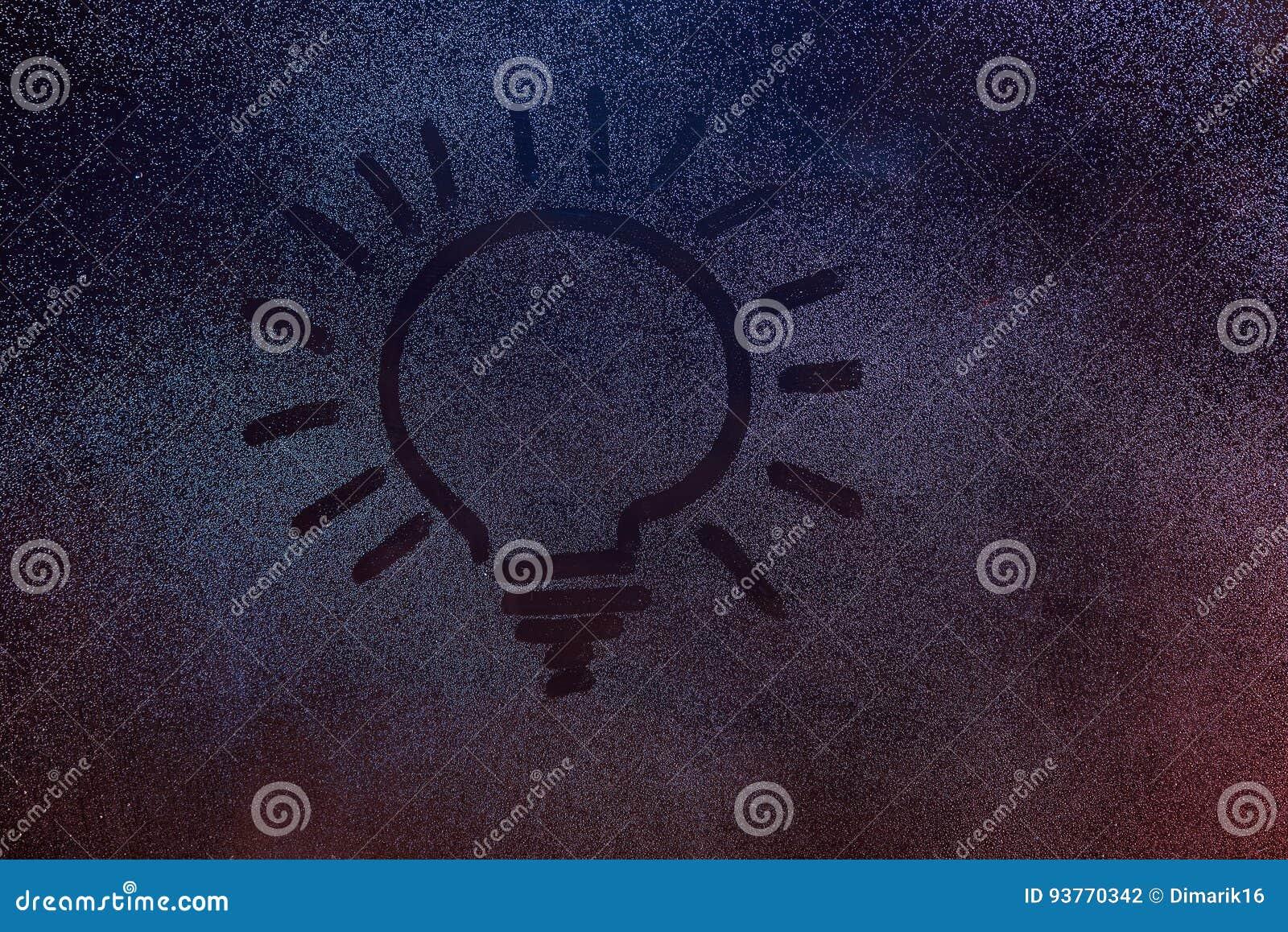 Tiraggio della lampadina