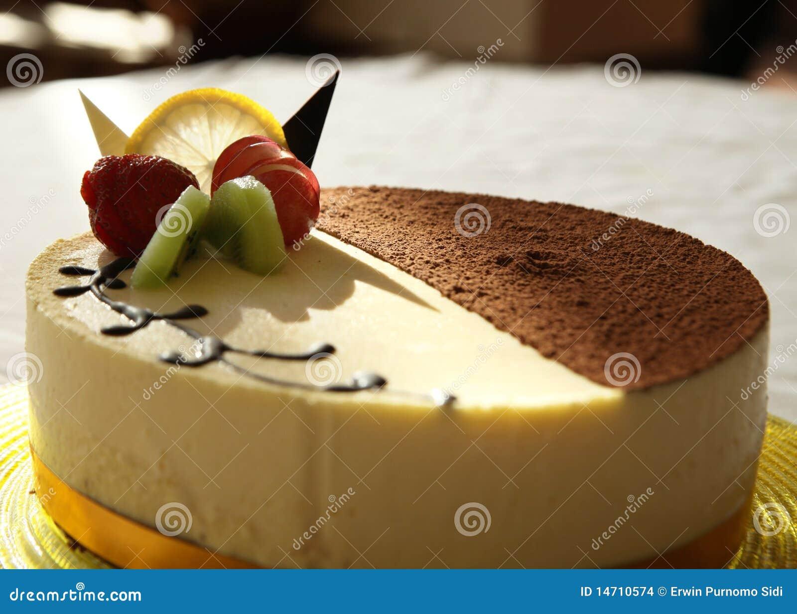 Tiramisu Cake Stock Images Image 14710574