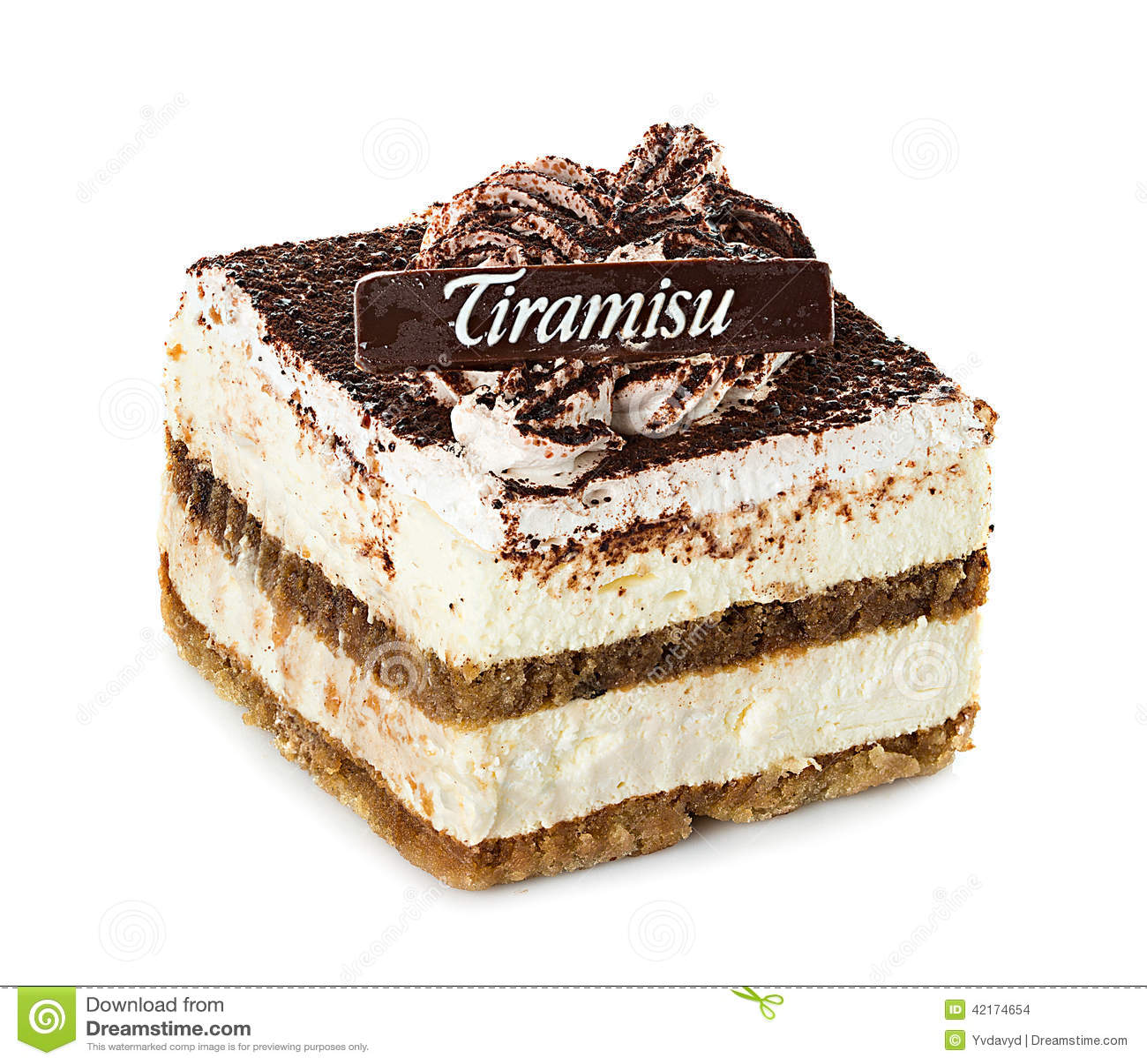 Chocolate Tiramisu Cake Calories