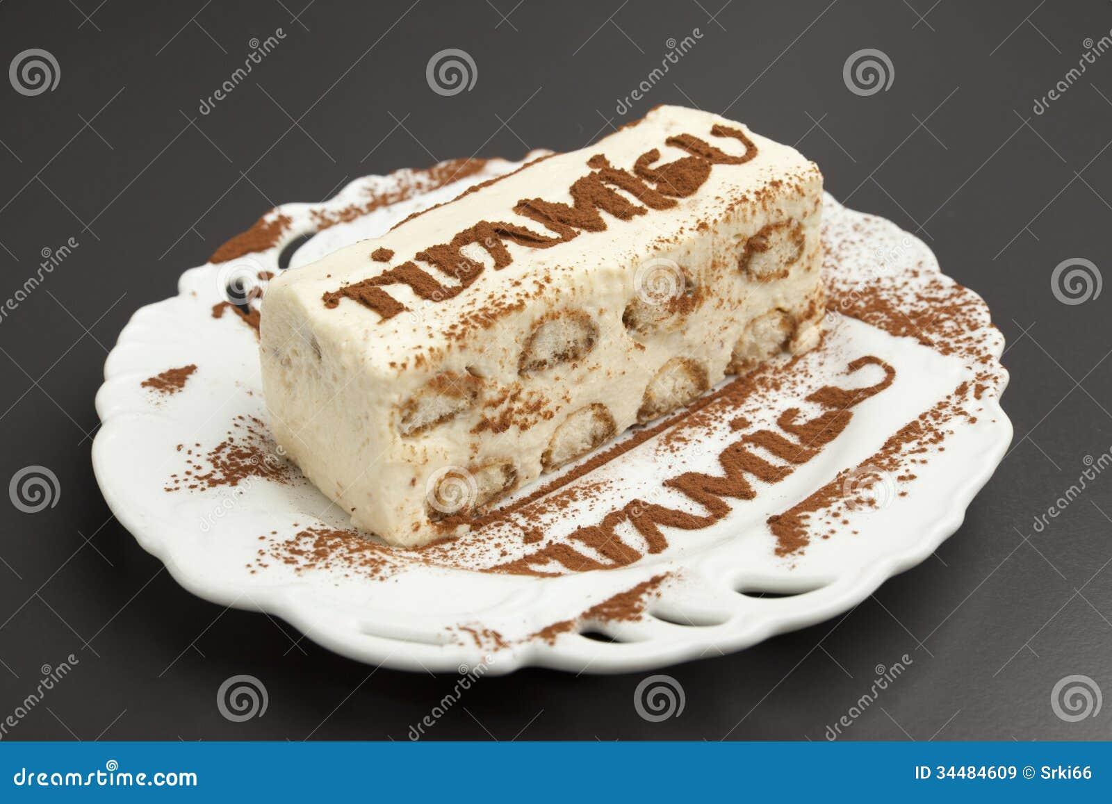 Strawberry Tiramisu Cake