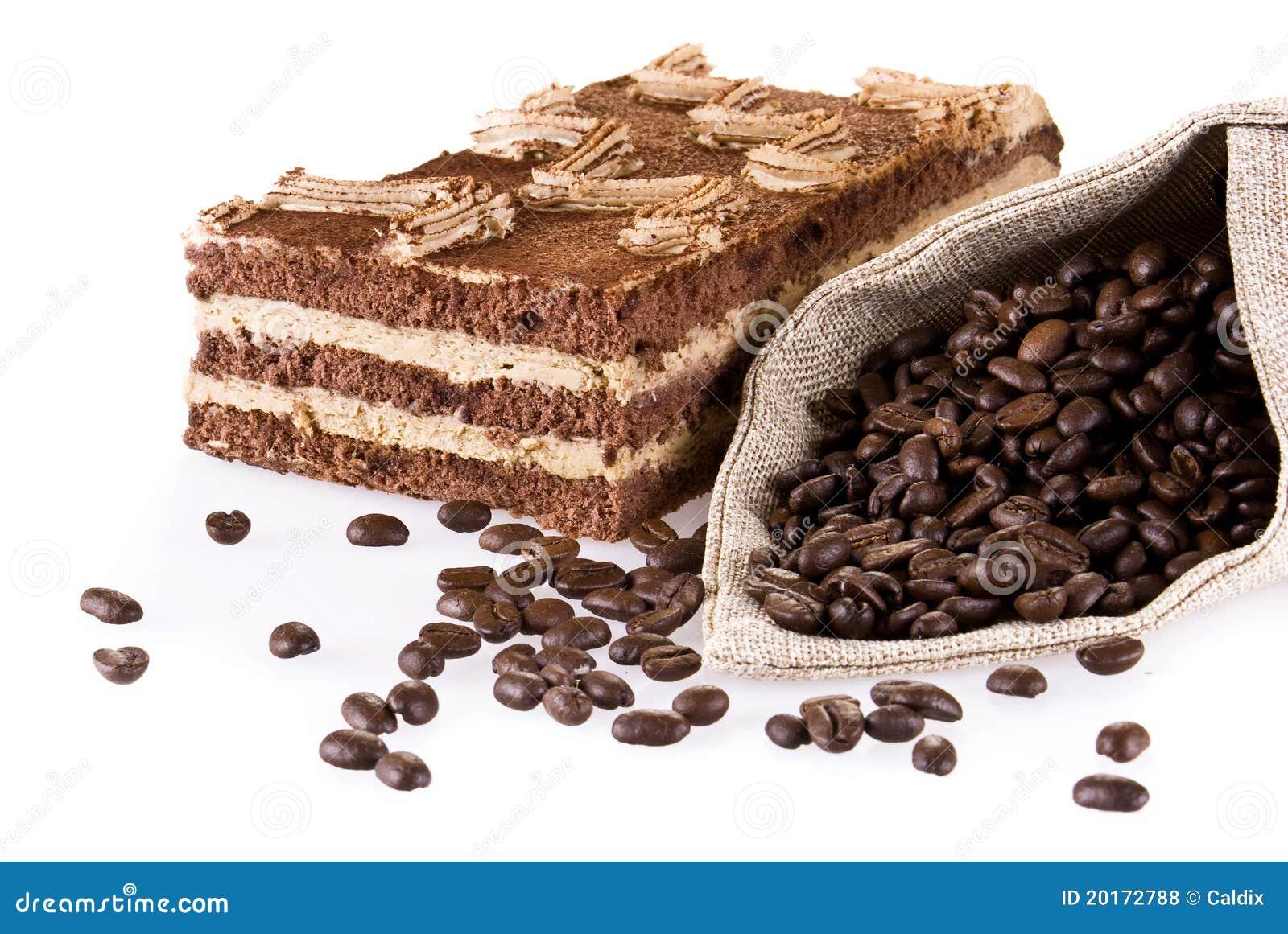 Tiramisu coffe торта мешка