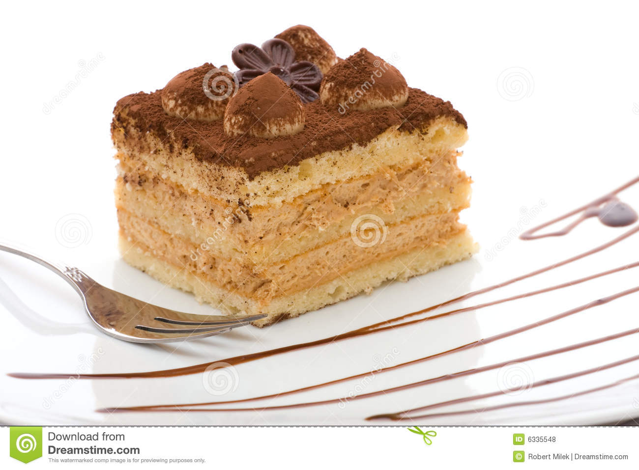 Tiramisu Dessert Royalty Free Stock Photos - Image: 6335548