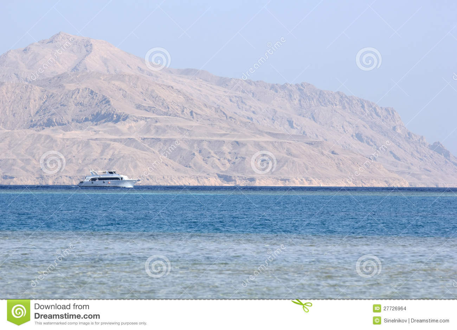 Tiran Insel