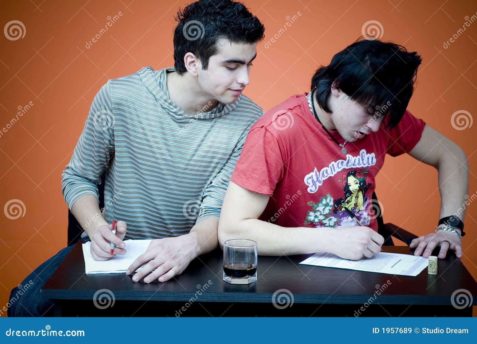 Tirante che truffa sull esame