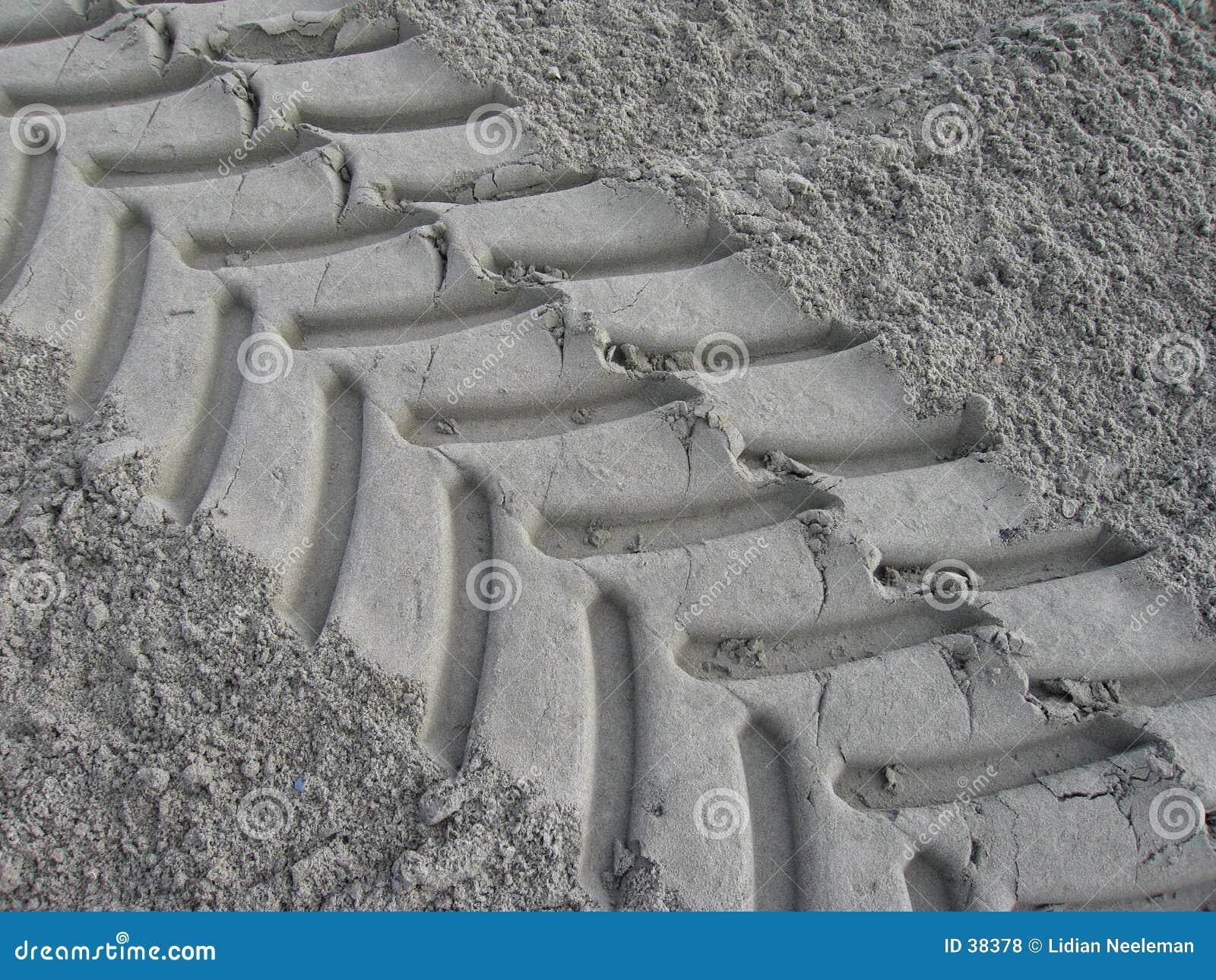 Tire print