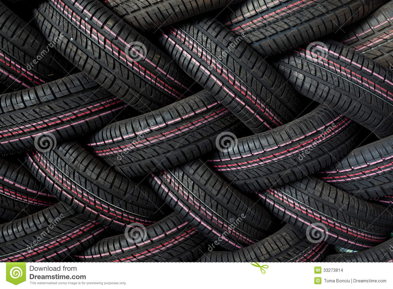 tire stack background stock images image