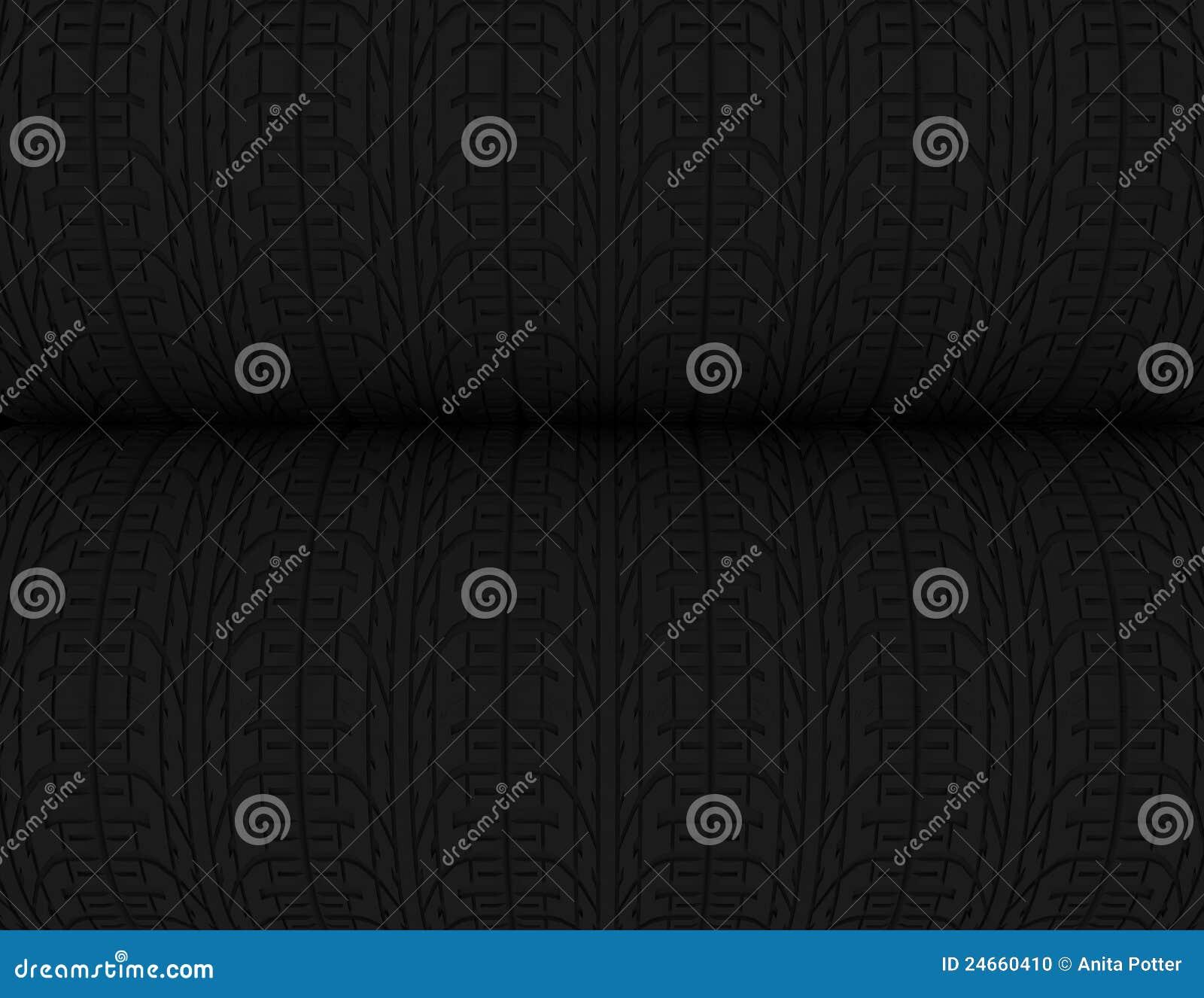 Tire tread background stock illustration image of background 24660410 - Tire tread wallpaper ...