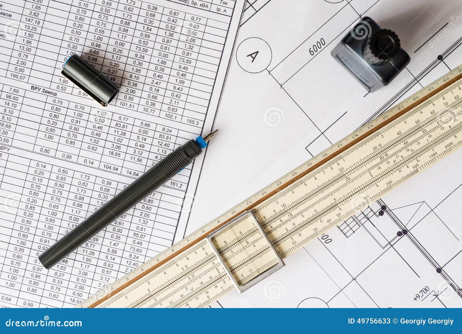 Tire um diagrama, ferramentas para esboçar na tabela