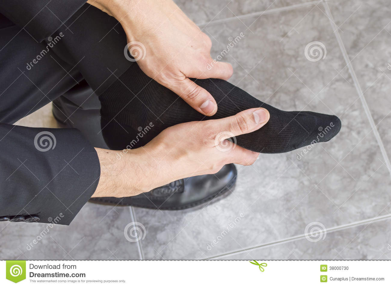 Tired And Aching Feet Stock Photo Image 38000730
