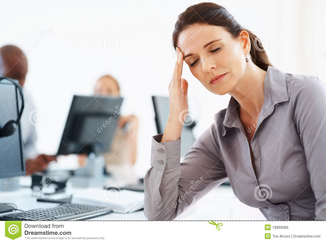 business at work royalty free stock photography tired business stock image image of executive 765