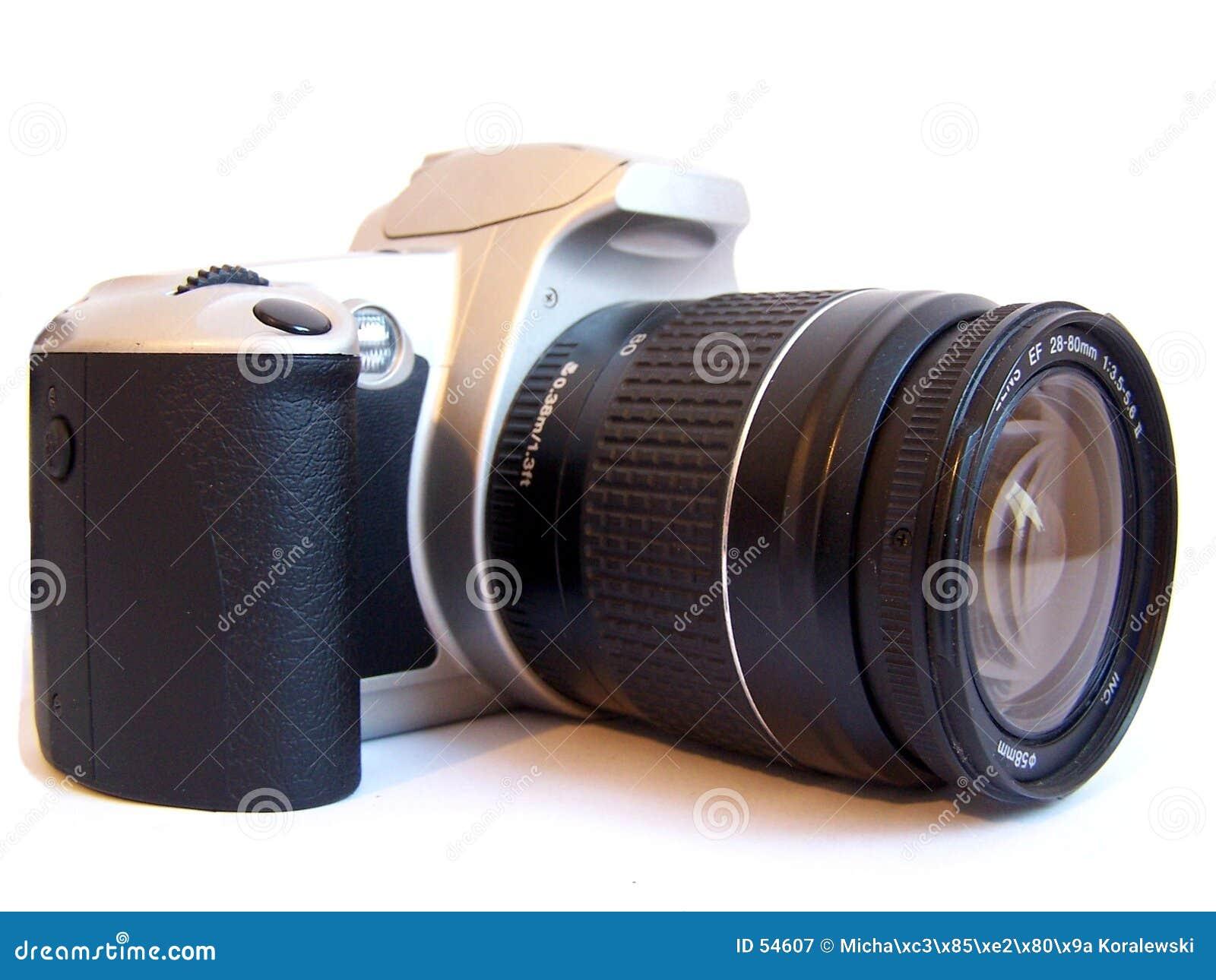 Tiro da câmera