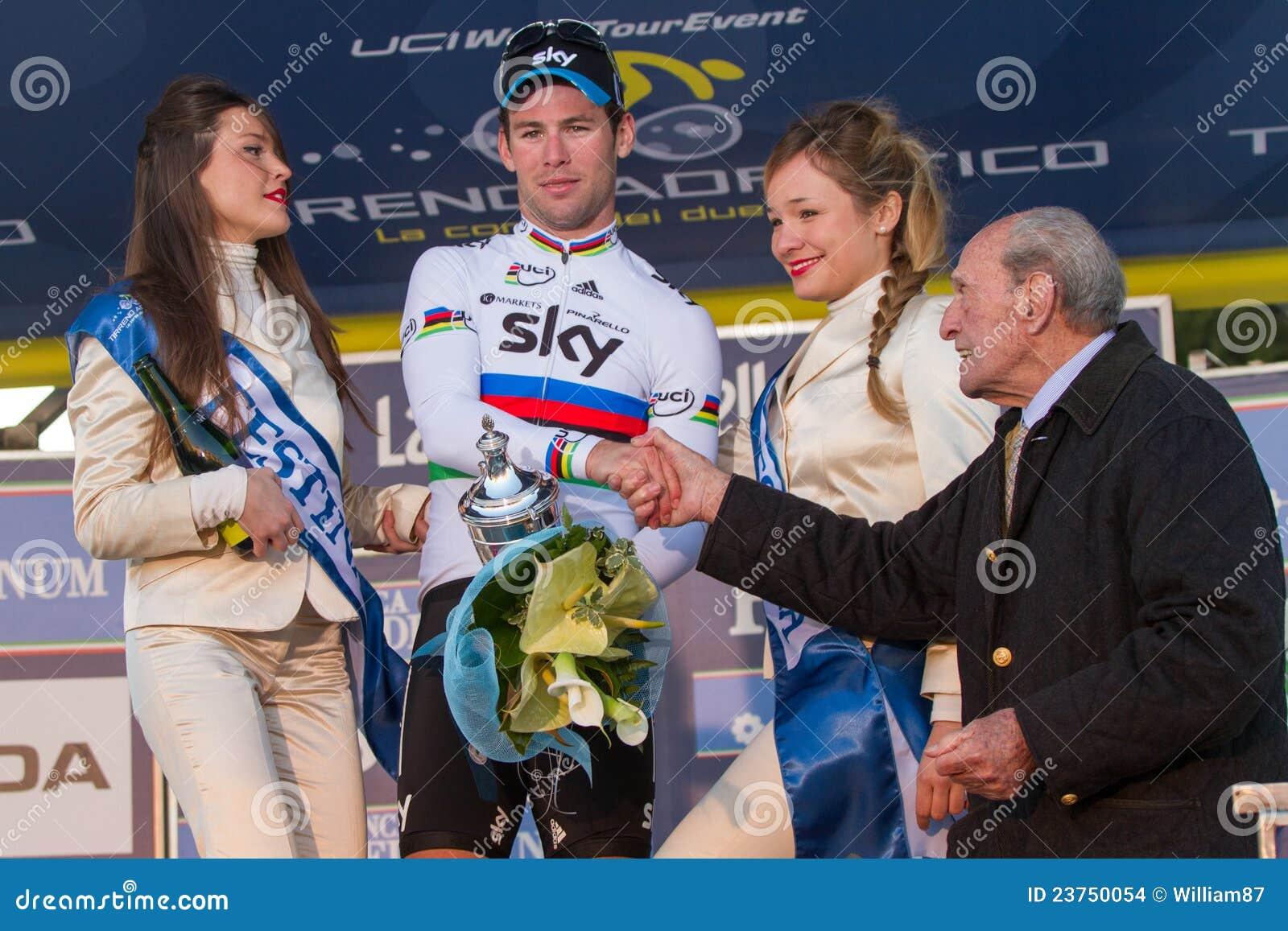 Tirreno Adriatico 2012, zweite Etappe