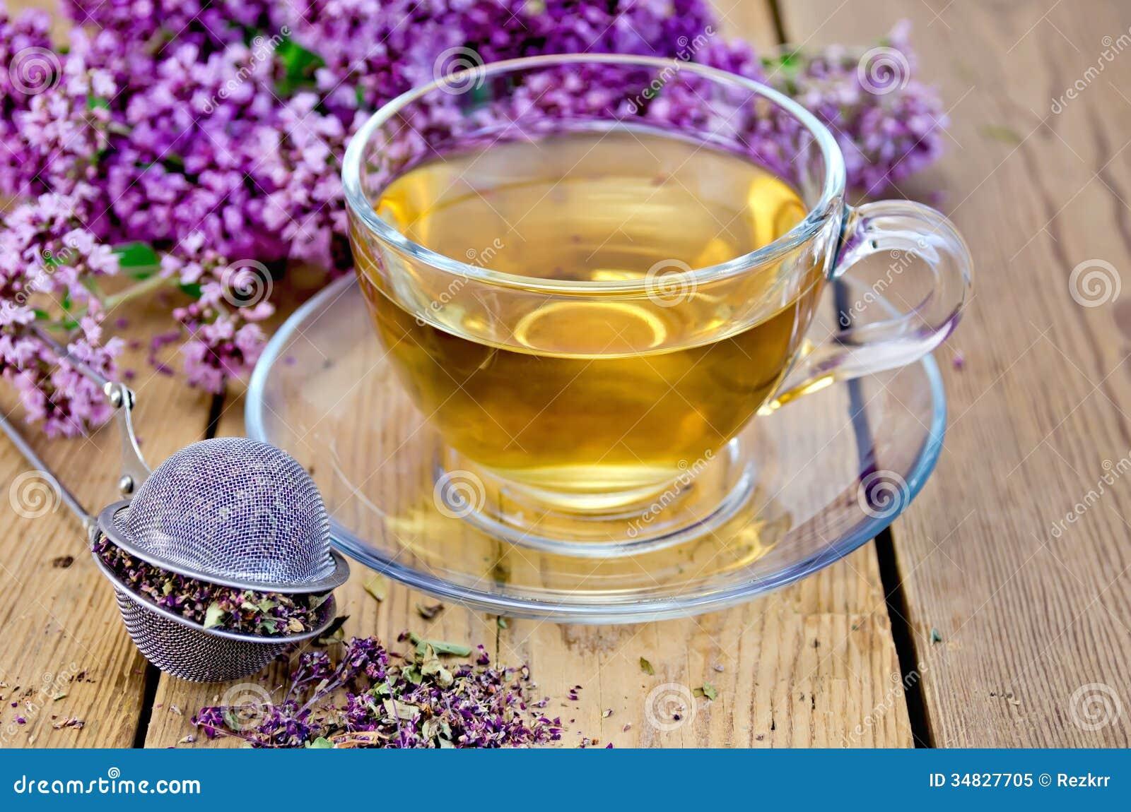Latest tisana di origano con il filtro in una tazza di - Porta tisane ikea ...