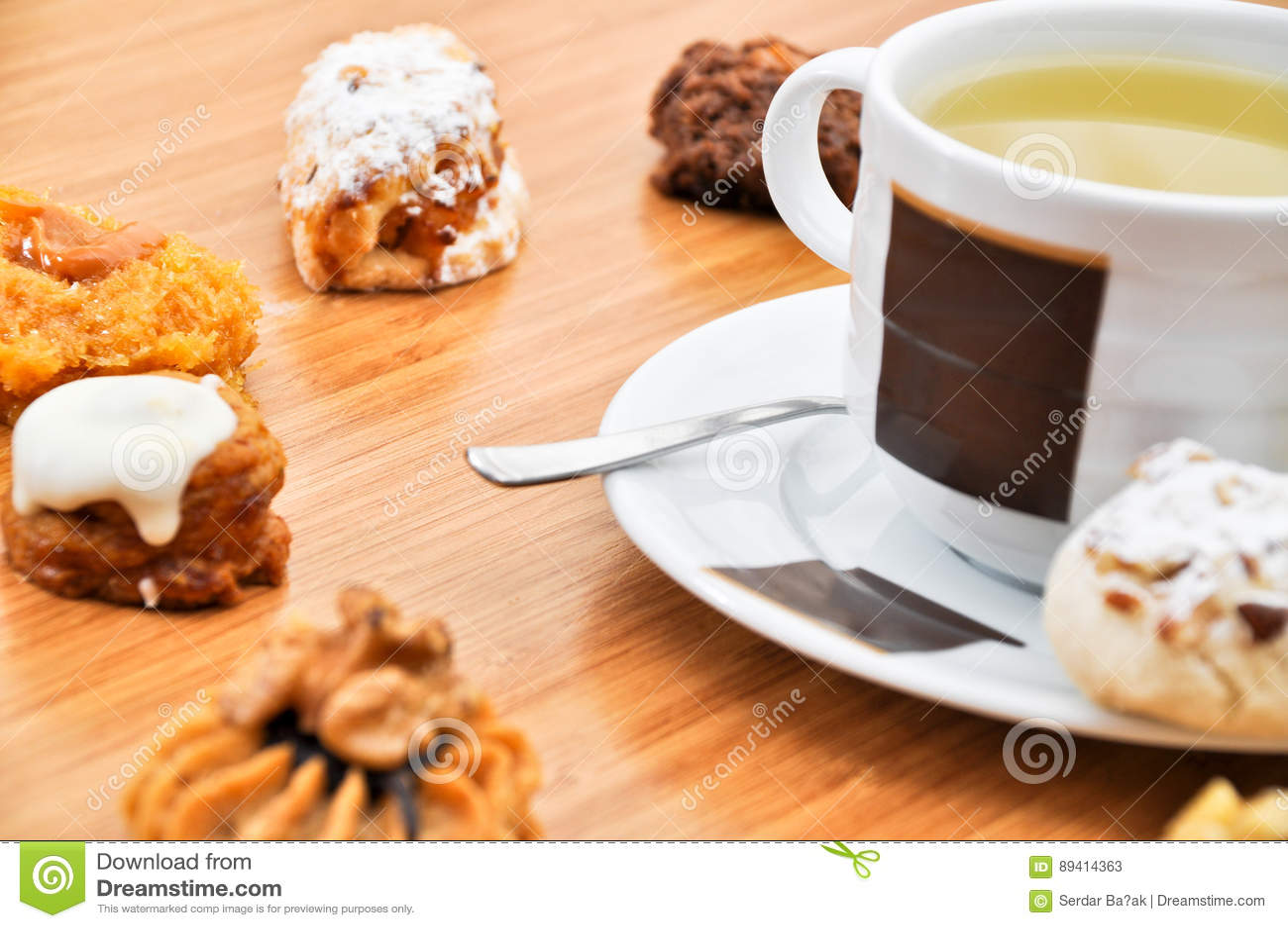 Tisana e cookies