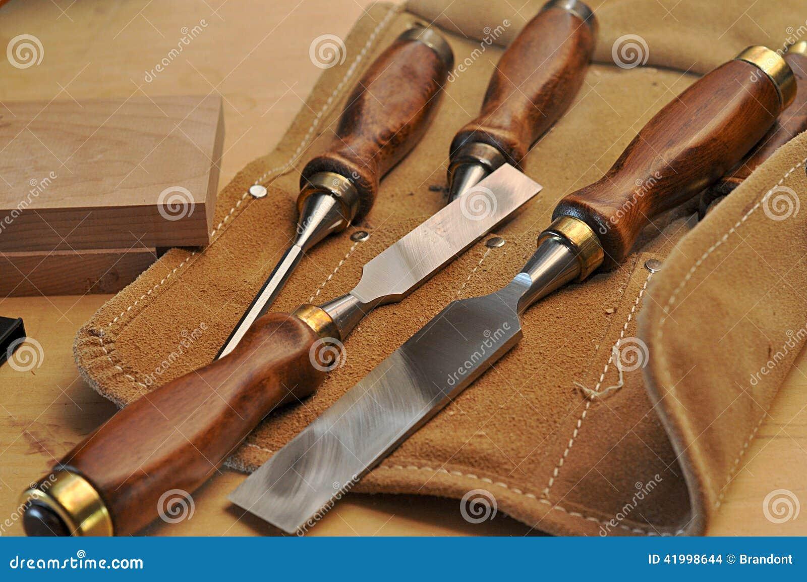 Tischlerei werkzeug  Tischler-Werkzeuge Stockfoto - Bild: 41998644