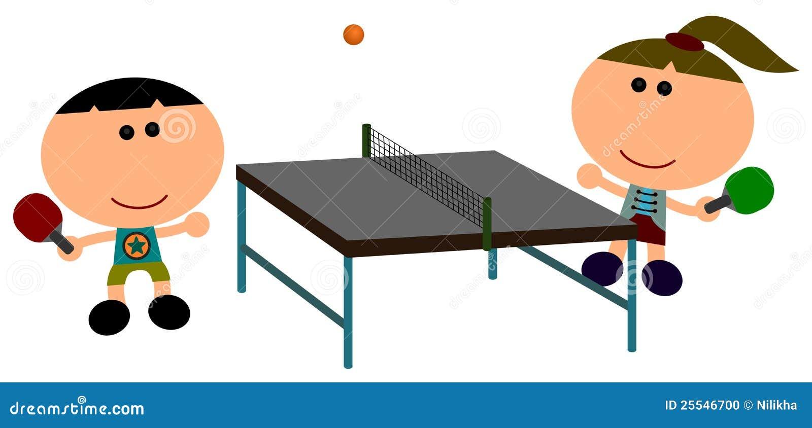 Tischtennis Stock Abbildung Illustration Von Kugel Aktivit T 25546700