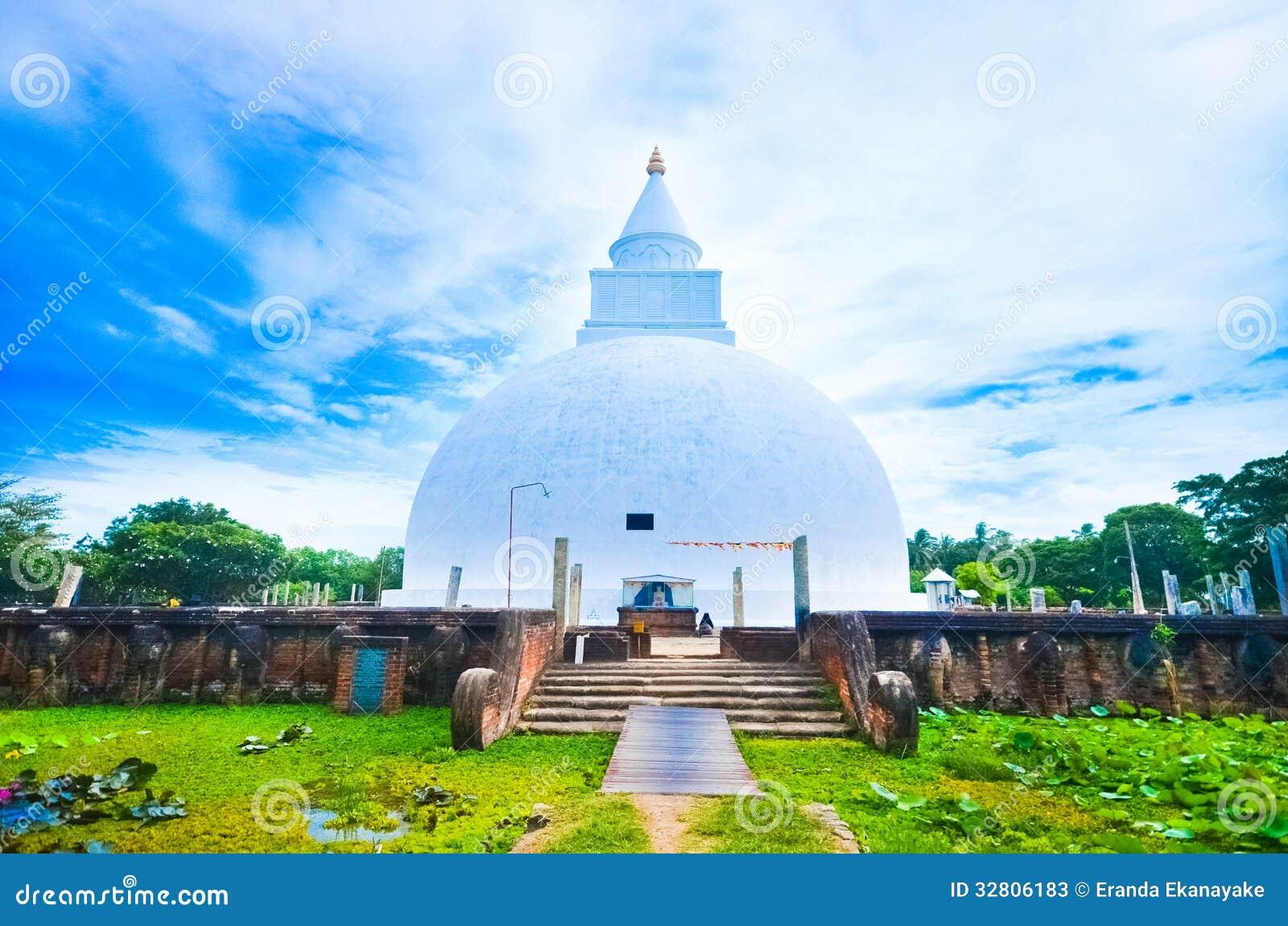 Tissa Dagabo - Σρι Λάνκα