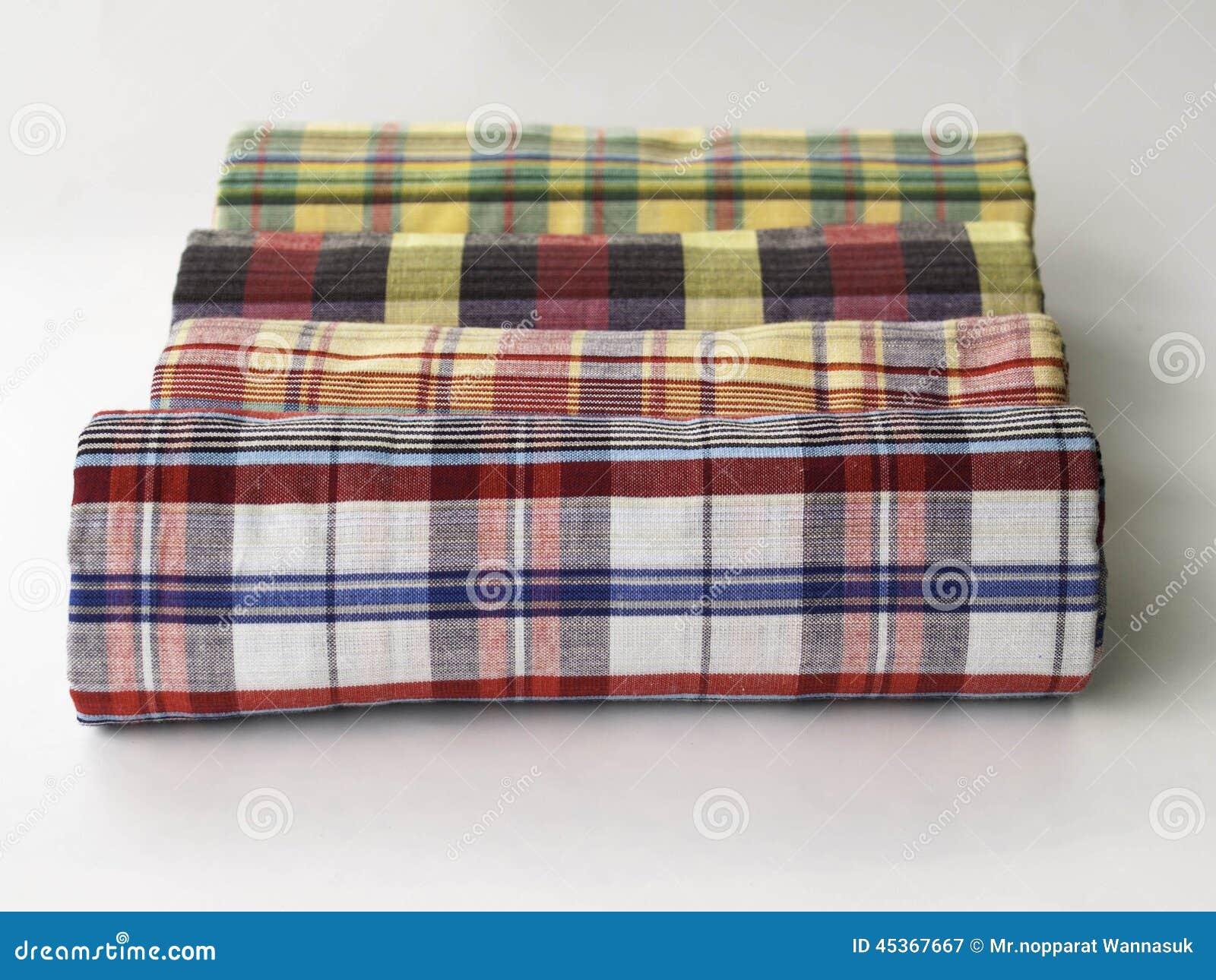 Tissu d articles de toilette