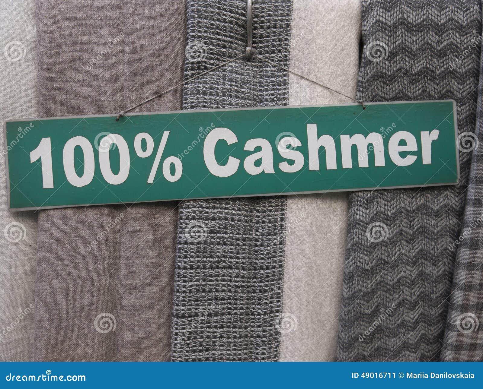 buy online 3e75f 6ef60 Tissu De Cachemire Sur Le Marché Image stock - Image du ...