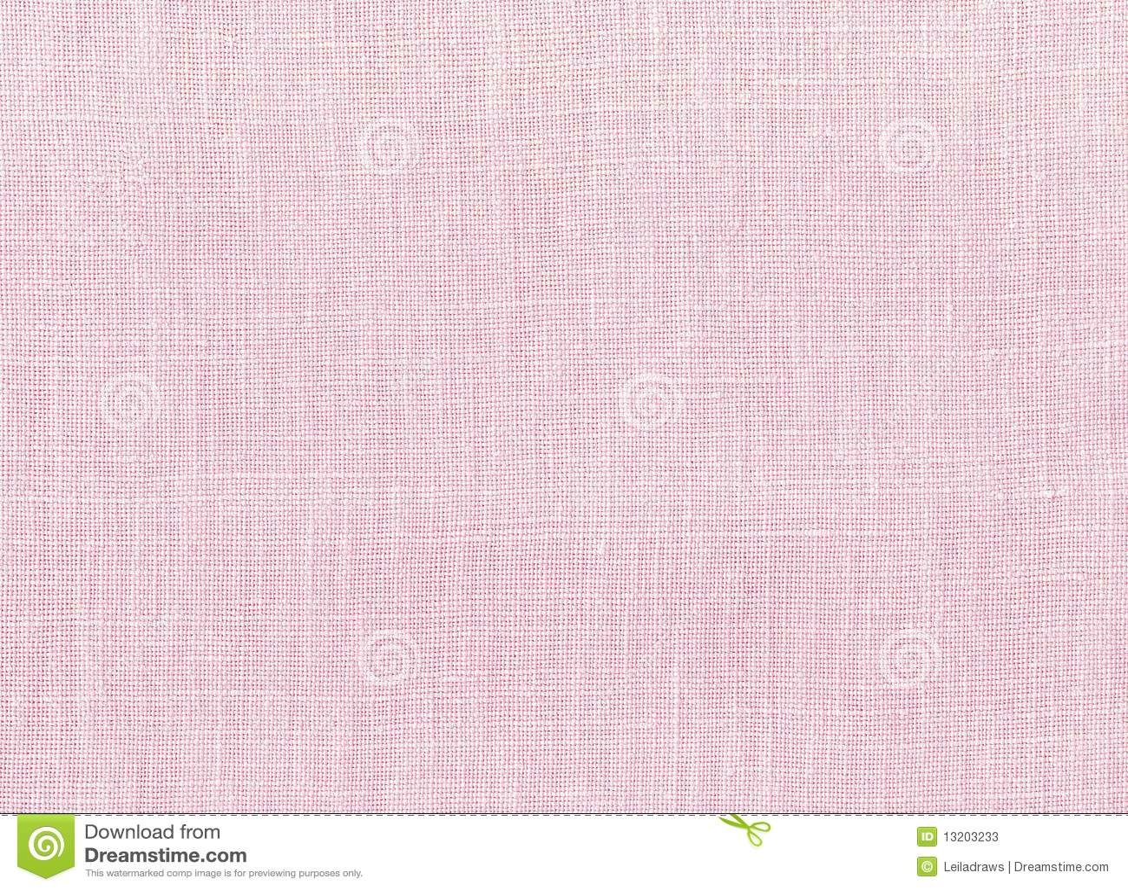Tissu de coton rose