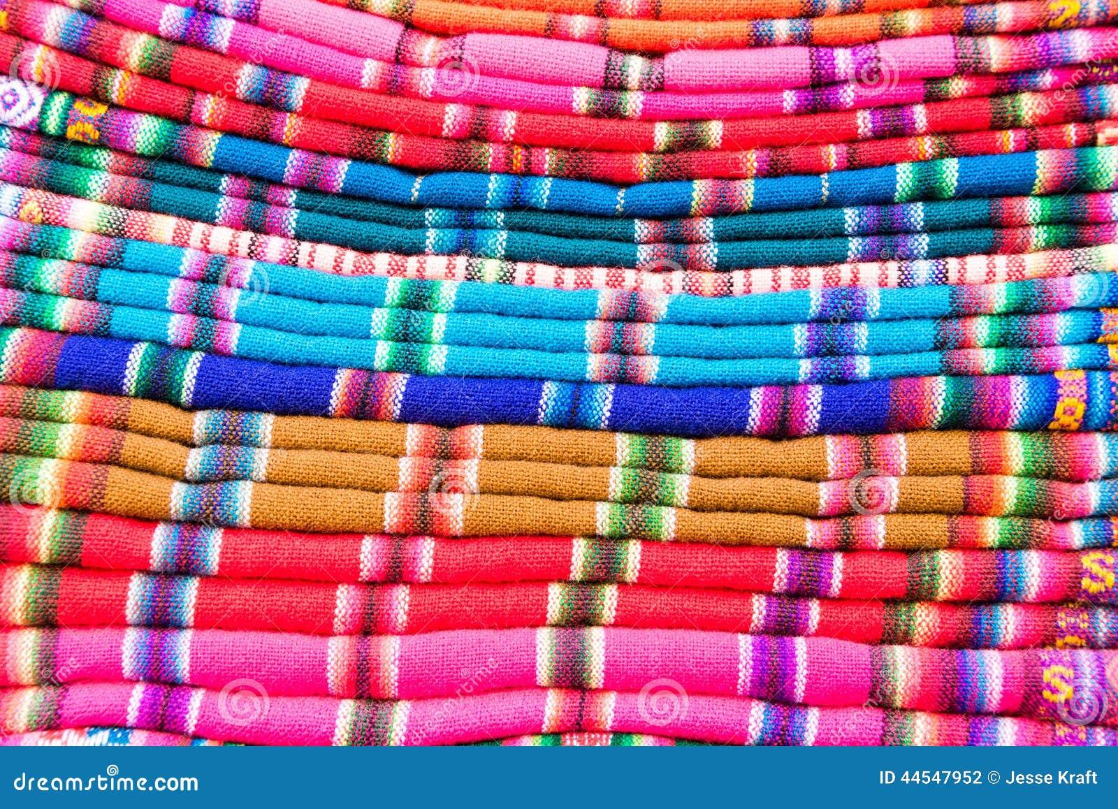 Tissus color s photo stock image 44547952 - Tissus bohemes colores ...