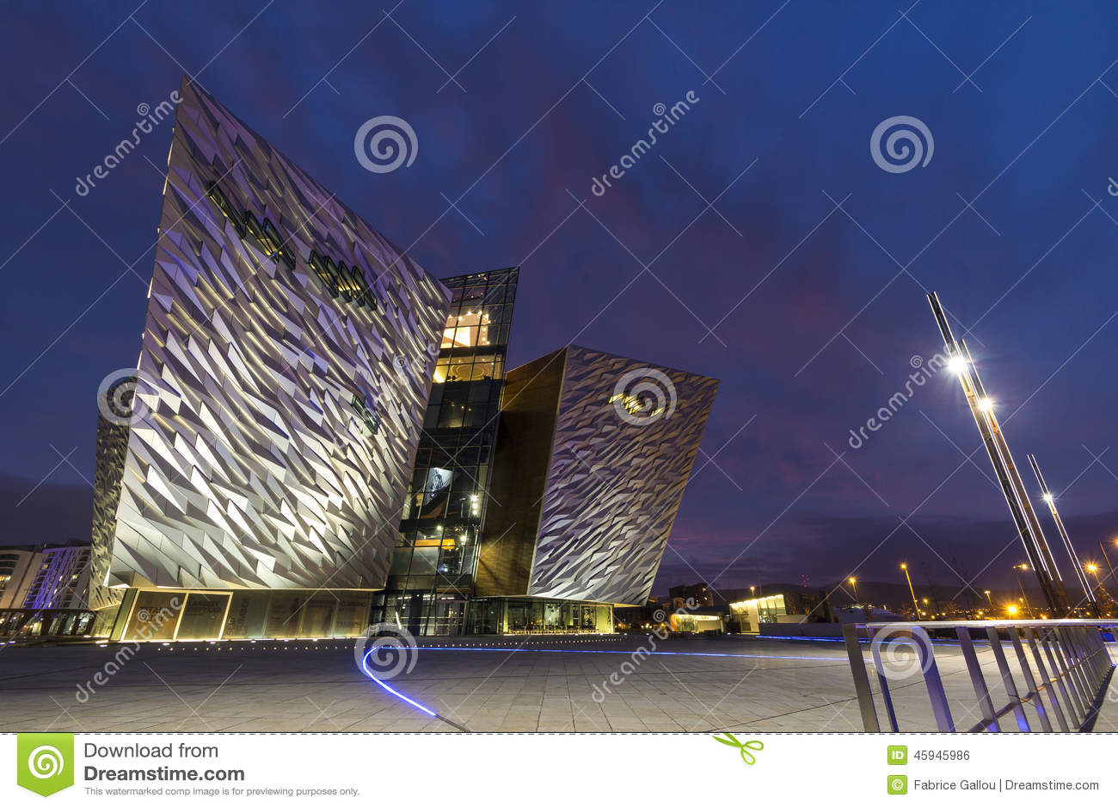 The Titanic Belfast Experience