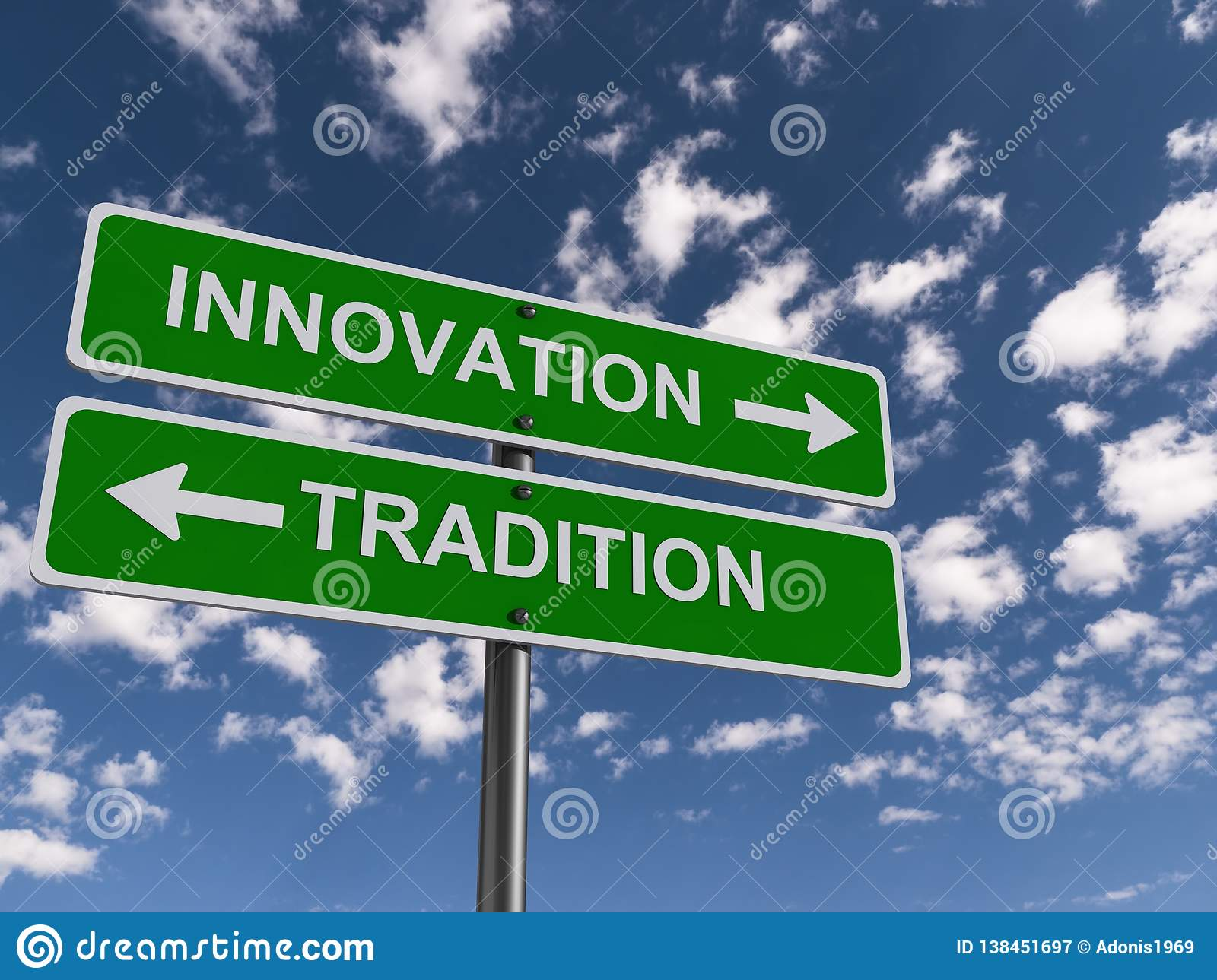 Titre d innovation et de tradition
