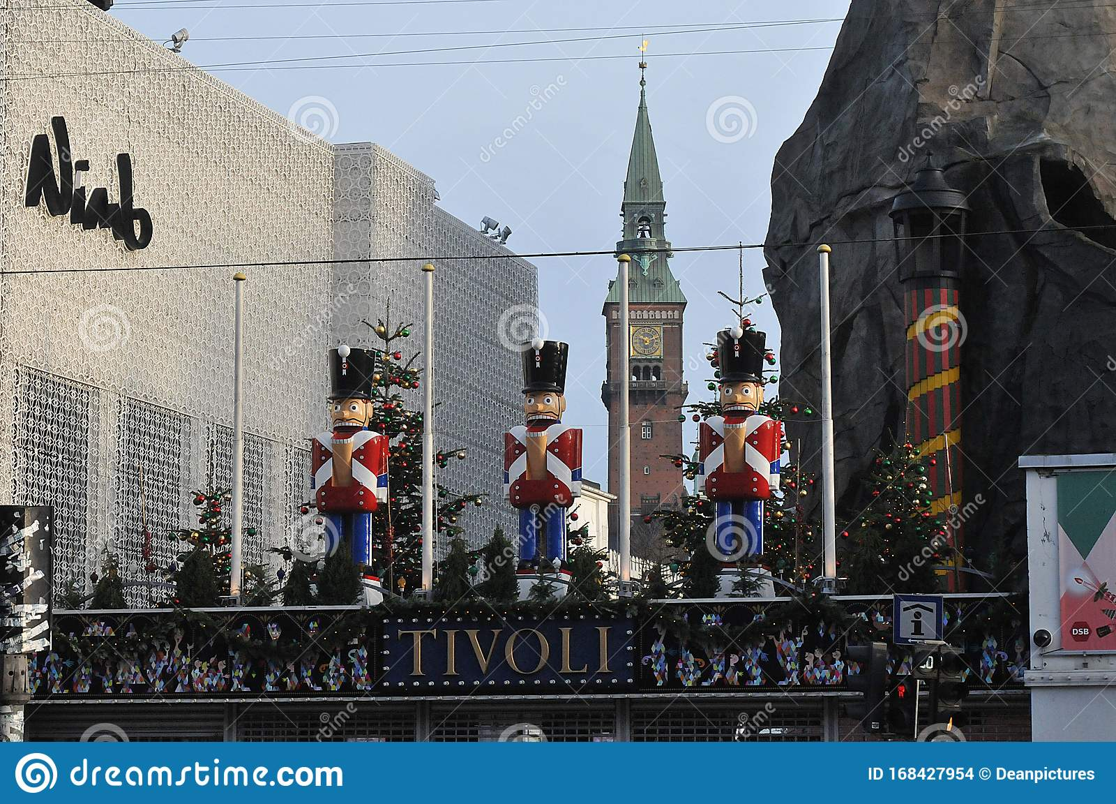 When Does Christmas Season End 2020 TIVOLI GARDEN CHRISTMAS SEASON END TODAY Editorial Stock Image