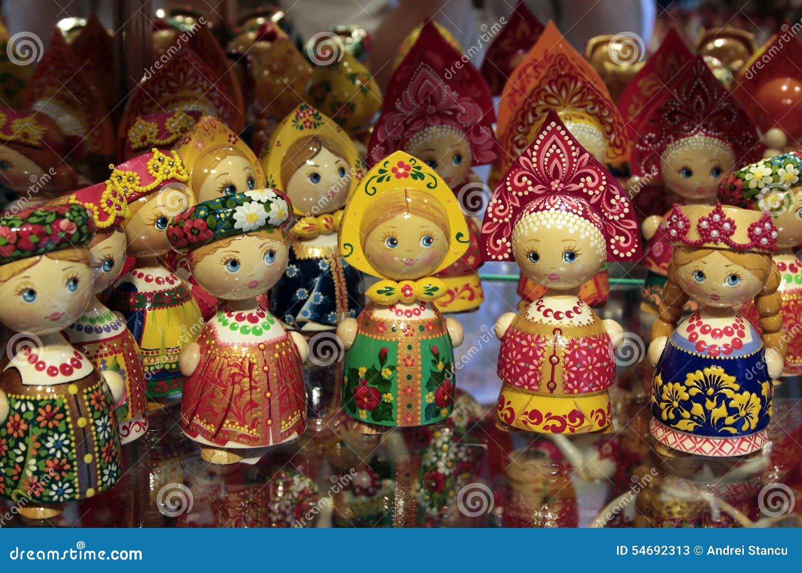 Tjeckiska dockor