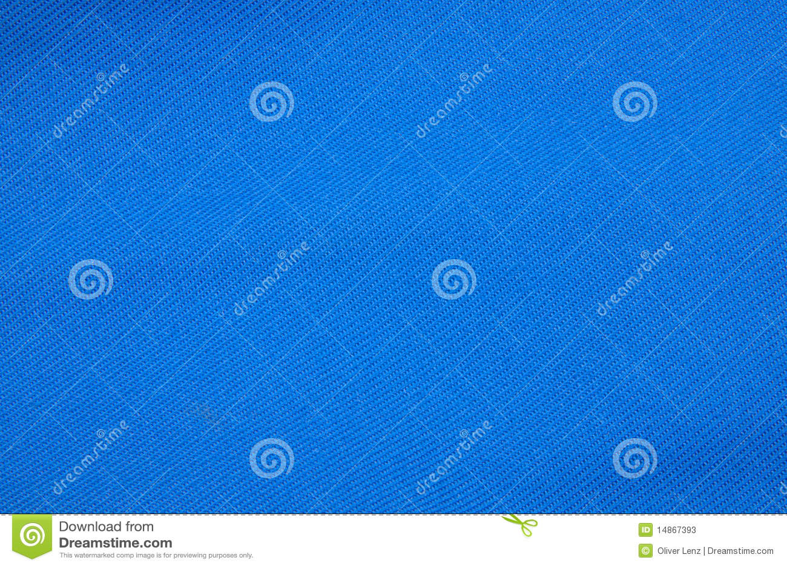 Tkanina błękitny tkanina
